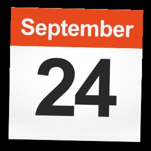 September 24th