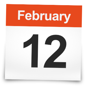 February 12th